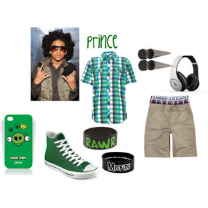 Princeton outfit
