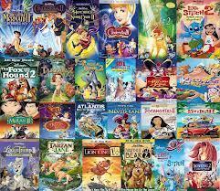 1. Disney Sequels