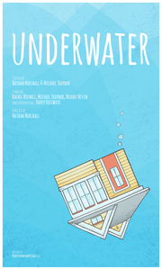 """UNDERWATER"" - poster"