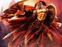 Ares, God of War - The Heroes of Olympus - Fanpop