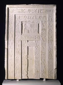 The False Doors-- our Egyptian doors for death to pass through. Image credit: Various sites on Google Images, meaning, I forgot where. ._.