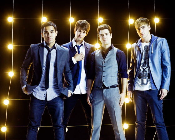 up load a picture of BIG TIME RUSH