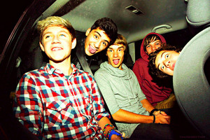 Our silly boys! <3