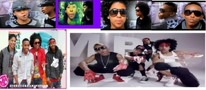 THE PIC ON THE LEFT IS WHAT RAYRAY WAS WEARING