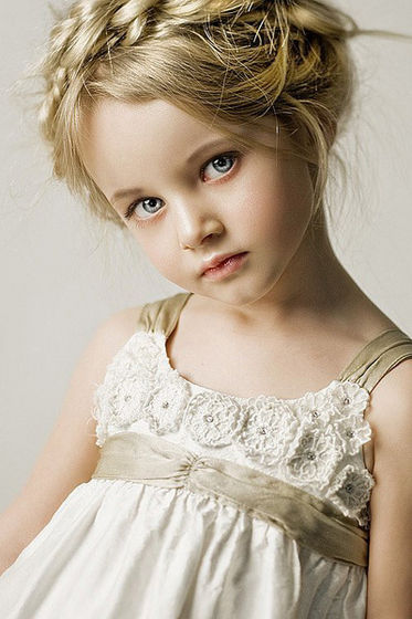Colina aged 6