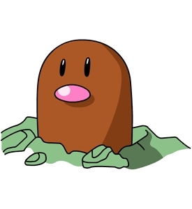 Diglett, an apprentice at Wigglytuff's Guild while anda are there.