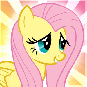 Our beloved Fluttershy.