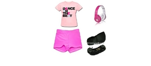 MY DANCE CLOTHES