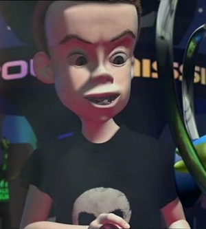 4. Sid-Toy Story 1