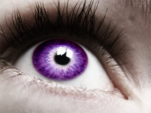Jane's eye