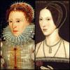 Anne Boleyn & Elizabeth Tudor