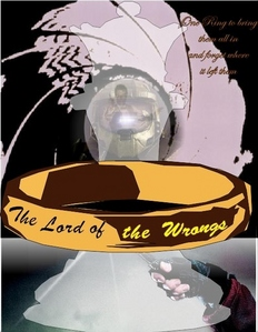 Lord of the wrongs poster