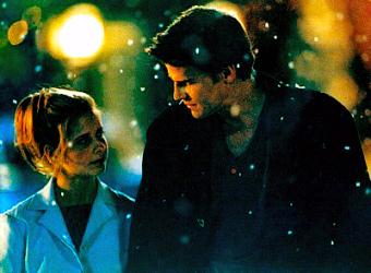 siku 2 [Your inayopendelewa BA moment.] Walking in the snow. :D