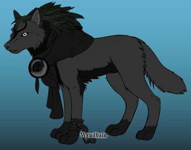 OK, well here's my loup then... Name:AdalWolf (NobleWolf) Gender:Male Rank:Alpha Skills:Hunting