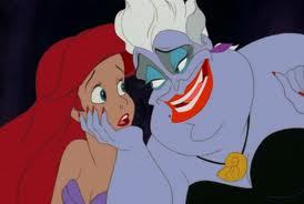 My favourite 80's song is Poor Unfortunate Souls from The Little Mermaid (1989).