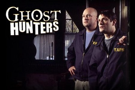 Day 11- Ghost Hunters :/ I am very much into the paranormal shows, but you NEVER saw anything or even