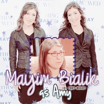 [b]Day 15: [u]Favorite female character.[/u][/b]  [b]Dr. Amy Farrah Fowler[/b] ([i]The Big Bang Theor
