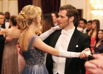 [b]Day 21 - Favorite ship[/b]  Right now Klaus and Caroline.
