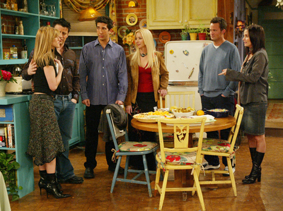 [b]Day 22 - Favorite series finale[/b]  Friends 10x19,20 The Last One