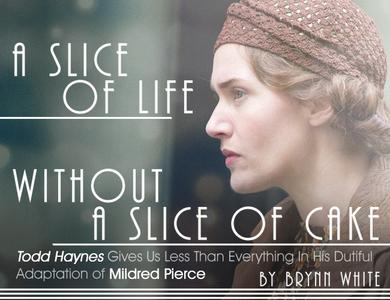 Day 17 - Favorite mini series  Mildred Pierce