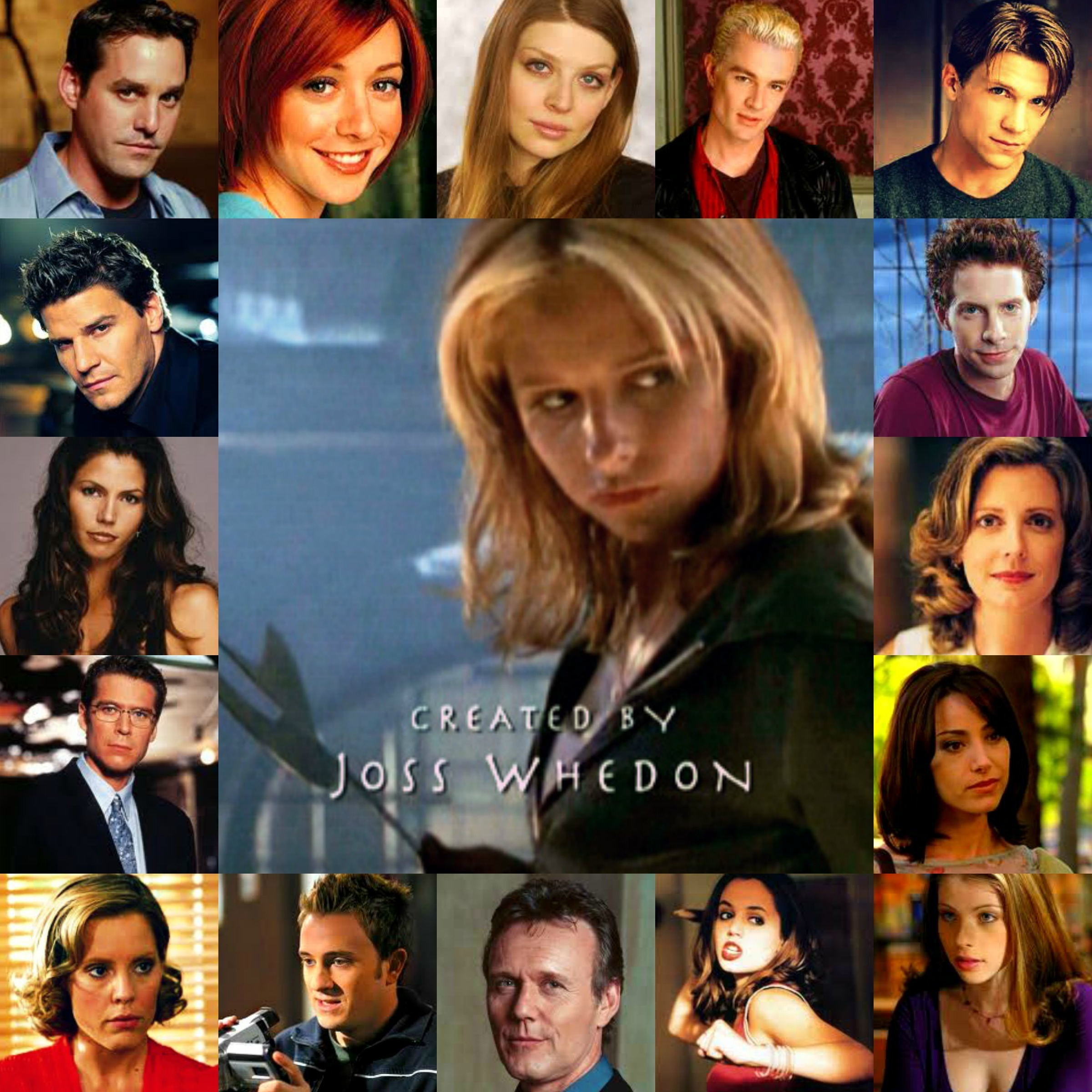 This Is Really Hard But I Guess Buffy The Vampire Slayer