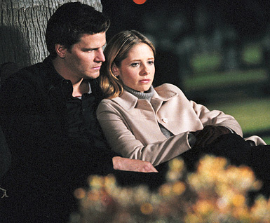 Day 21 - Favorite ship  Once again I have loads of couples I ship, but it has to be Buffy and Angel