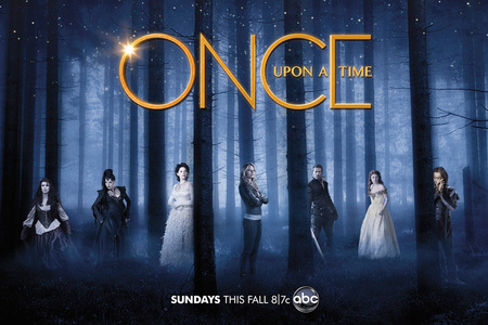 Day 03 - Your favorite new show  Once Upon A Time  Its not that new but its only had one season s