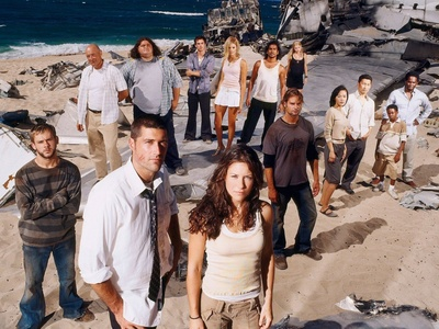 Day 19 - Best tv show cast  The cast of Lost