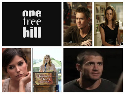 Day 04 - Your favorite show ever  One Tree Hill  This is my favourite show. I love it! The charac