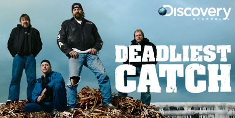 Day 05 - A show you hate  Deadliest Catch  My dad watches this and I have to leave the room whene