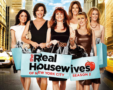 [u][b]Day 5 - A Show You Hate[/u][/b] (For Wednesday) [i]The Real Housewives Of New York City/Orange