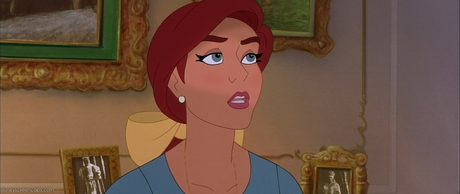 She looks alot like anastasia in my opinion