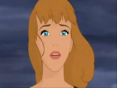 cenicienta in the third movie looks ALOT like her