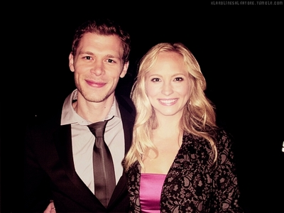 dia 11: What is your dream pairing? Klaus and Caroline