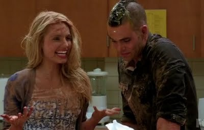 Day 3: A pairing that needs to happen now.  Quinn & Puck