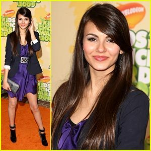 Hi everyone! I'll be holding a Victoria Justice picture contest that consist of 10 rounds. Details: