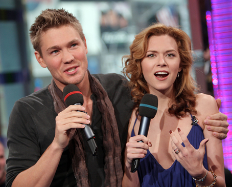 день 7 – Your Избранное cast friendship Chad & Hilarie