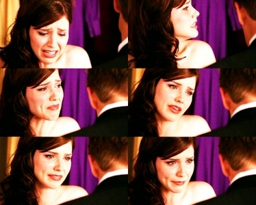 Day 25 – Best acting performance from Sophia Bush  Why won't you ever just let me all in the way