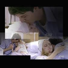 Day 29 – Best acting performance from James Lafferty  Nathan at Haley's bedside