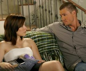 Day 16 – Your least favorite couple  Brooke & Lucas