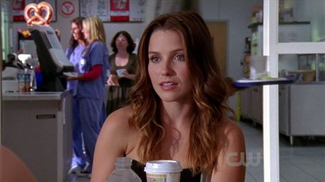 Day 2 – Your favorite female character  Brooke Davis