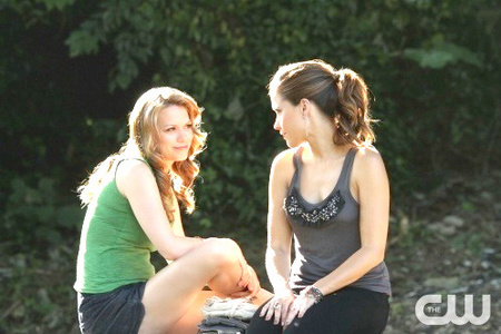 Day 2: <u>Favorite female character?</u><br /> <br /> <b>Haley and Brooke</b><br />