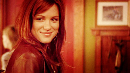 [b]Day 8 – Your favorite secondary character[/b]  Rachel Gatina.