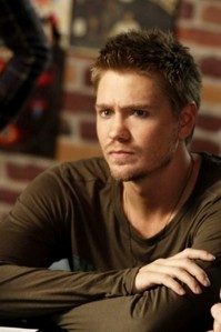 <b>Day 18 – Your least favorite actor</b><br /> <br /> Chad Michael Murray