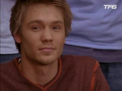 Day 1 – Your favorite male character<br /> Lucas Scott