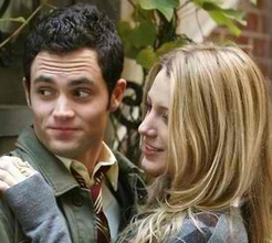Day 6 - Least favorite couple:  Dan and Serena