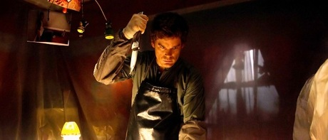 <b>Day Four: Your Favorite Dexter Male Character</b><br /> <br /> Duh. Dexter Morgan. But my second f
