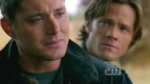 Day 7 - Your favorite Dean crying scene  In Heaven and Hell, great acting