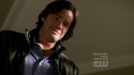 Day 8 - Your favorite Sam crying scene  No Rest For The Wicked
