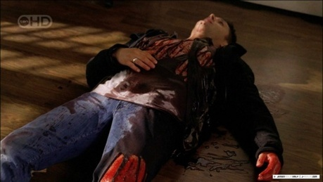 Day 9 - Your favorite Dean death scene  No Rest For The Wicked